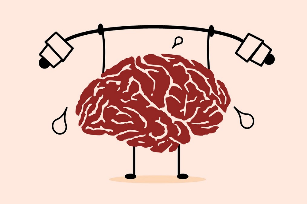 You Take 10,000 Steps A Day For Physical Fitness. Now Try 100 PQ Reps A Day For Mental Fitness